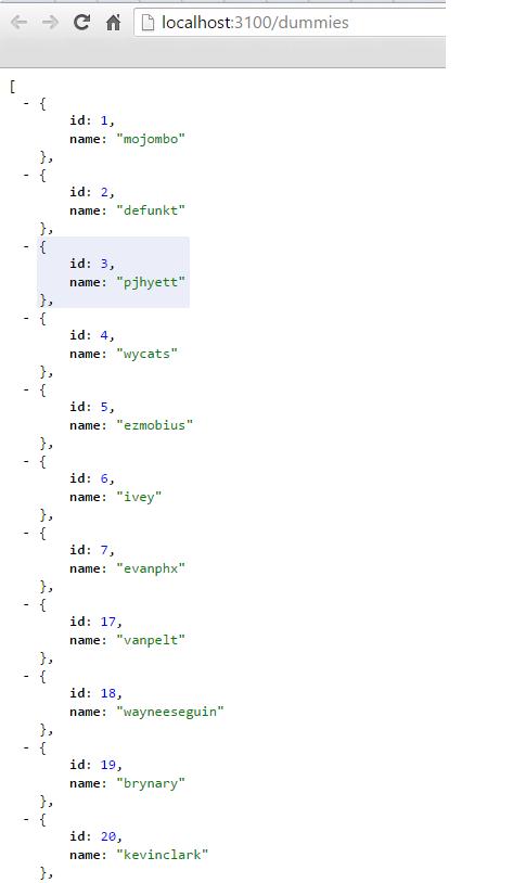 Build Node.js RESTful APIs in 10 Minutes